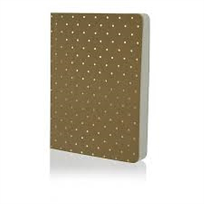 Carnet notebook Go Stationnery shimmer A6