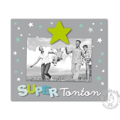 Cadre photo Super tonton - Titoutam T1600